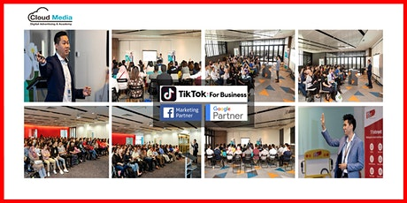 TikTok Partner- TikTok Advertising Workshop (Beg + Int + Adv) tickets