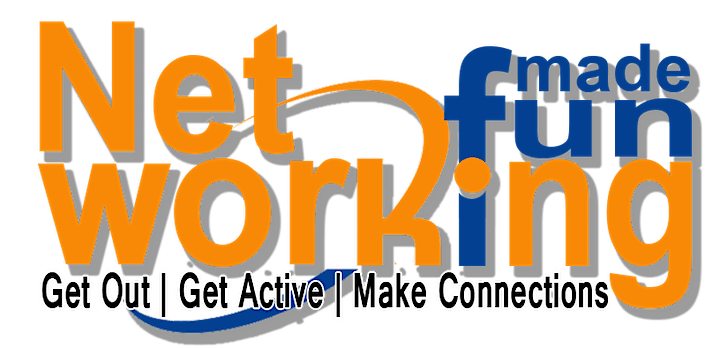 Networking Business Mixer-  GET OUT   GET ACTIVE   MAKE CONECTIONS image