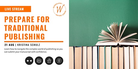LIVE STREAM: Prepare for Traditional Publishing with Kristina Schulz tickets