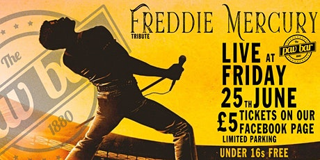 Freddie Mercury Tribute Live tickets