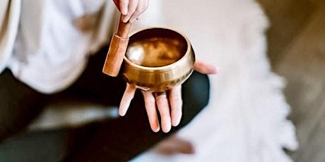 Chakra Balance Sound Meditation tickets