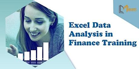 Excel Data Analysis in Finance 1 Day Training in Guadalajara boletos