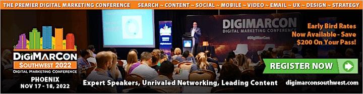 DigiMarCon Southwest 2022 - Digital Marketing Conference & Exhibition image