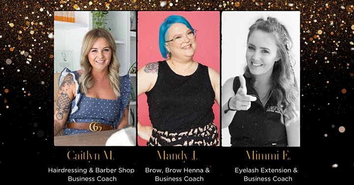 Fixing Crowns - Darwin's Beauty & Hairdressing Networking Night image