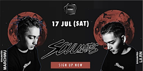 2021.07.17 SOULMATES tickets