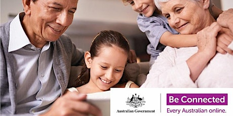 Be Connected - Researching family history @ Karrinyup Library tickets