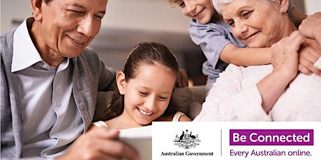 Be Connected - Researching family history @ Dianella Library tickets