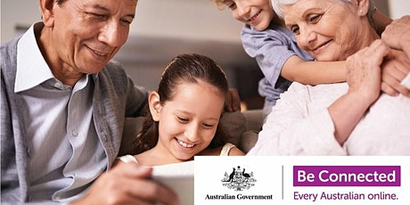Be Connected - Researching family history @ Mirrabooka Library tickets