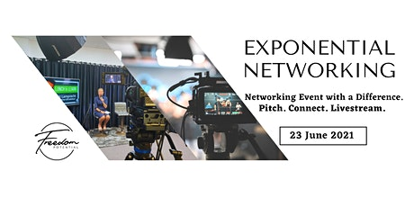 Exponential Networking Event with Guest Speaker AnneMie Decatte tickets