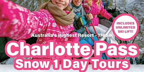 Ski 1 day  Tours free Lift pass  & lunch-Transfers  Sydney. tickets