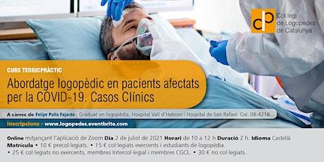 ABORDAJE LOGOPÉDICO EN PACIENTES AFECTADOS POR EL COVID-19. CASOS CLÍNICOS entradas