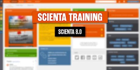 Training Scienta 8.0 | 17  juni 2021 tickets
