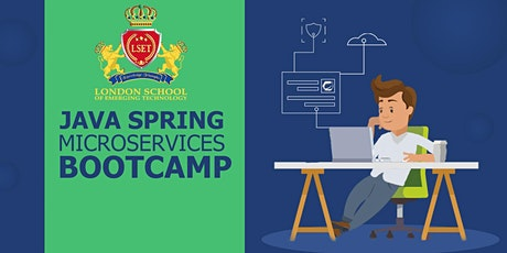 Java Spring Microservices Bootcamp Tickets