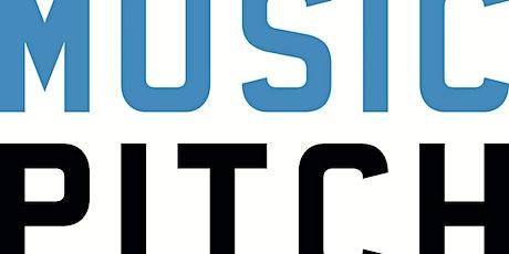 Music Pitch Webinar - Stock / Production Muziek tickets