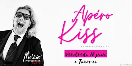 Apéro Kiss avec David Jeanmotte billets