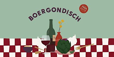 Boergondisch Festival tickets