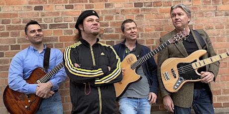 Käfertaler Kultursommer - 2 - mocábo Quartett Tickets