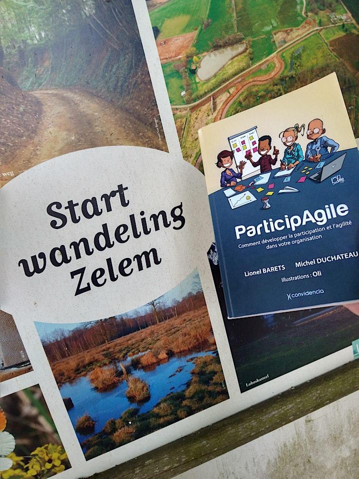 Inspiratie wandeling : Ontwikkel samenwerking & agility in jouw organisatie image