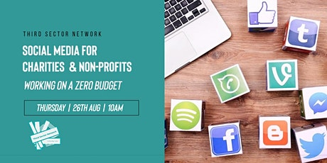 Social Media for Non-Profits  - Working on a Zero Budget tickets