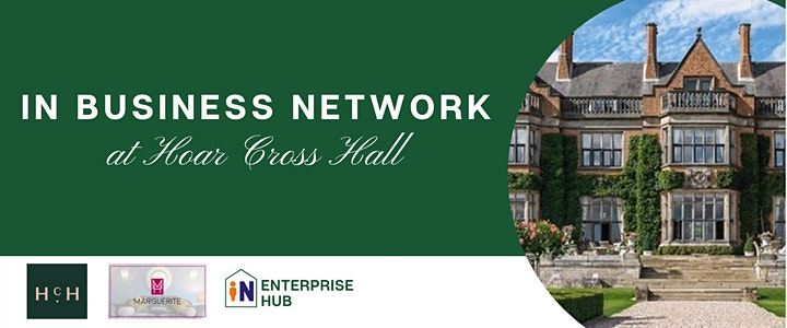IN Business Network @ Hoar Cross Hall image