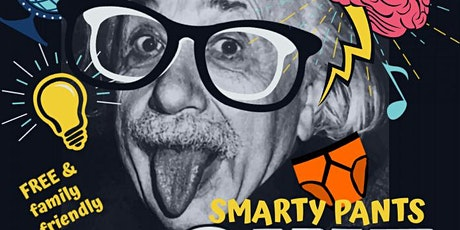 Smarty Pants General Knowledge Quiz tickets