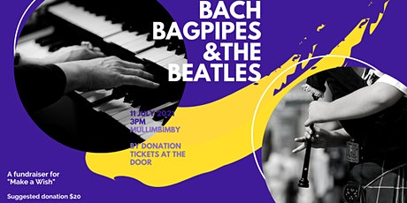 BACH, BEATLES, BAGPIPES tickets