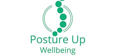 Posture Up Wellbeing tickets