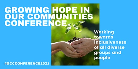 Growing Hope in our Communities 2021 tickets