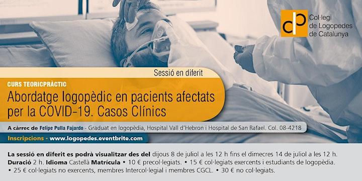 Imagen de ABORDAJE LOGOPÉDICO EN PACIENTES AFECTADOS POR EL COVID-19 - DIFERIDO