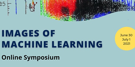 Images of Machine Learning Online Symposium tickets