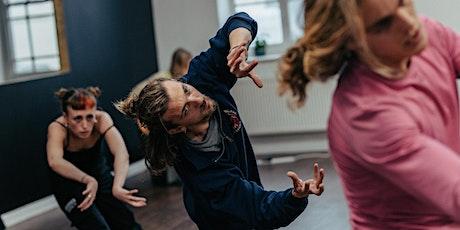 Exim Dance Company - Open Company Class with Harry Scott tickets