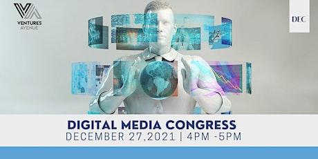 Digital Media Congress ingressos
