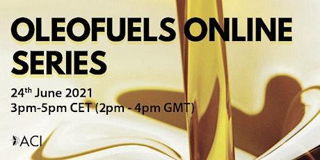 Oleofuels Online Series v tickets