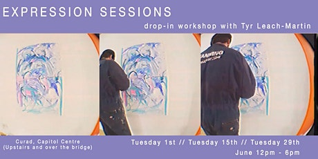Expression Sessions tickets