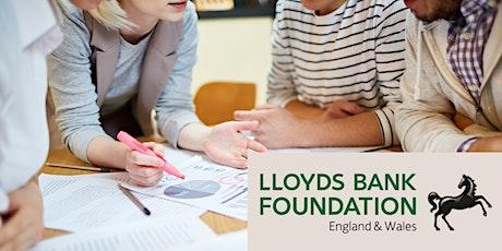Cwrdd â'r Cyllidwr| Meet the Funder:  Lloyds Bank Foundation (West Wales) tickets