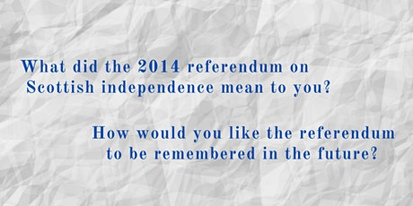 Creative Writing Workshop - The Indyref Project tickets