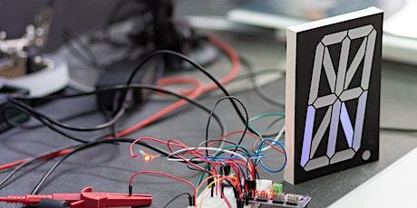 smART: Atelier de programmation avec LAb[au] et Hager Group billets