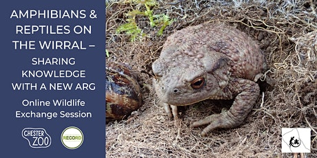 Amphibians & Reptiles on the Wirral – sharing knowledge with a new ARG tickets