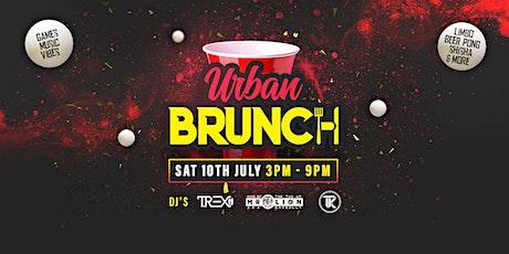 Urban Brunch Sat July 10th 2021 tickets