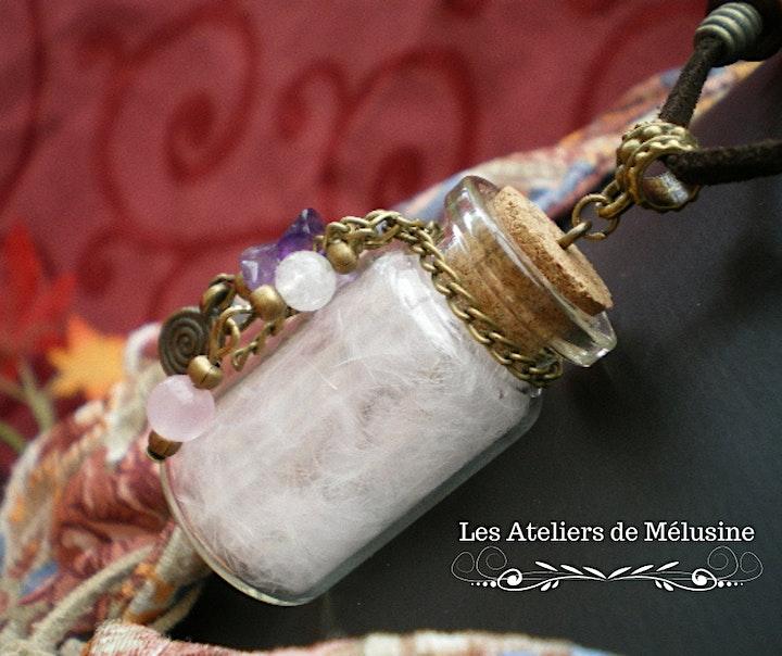 Image pour Histoire et création d'amulettes