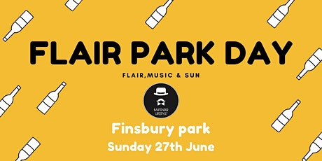 Flair Park Day - June 2021 tickets