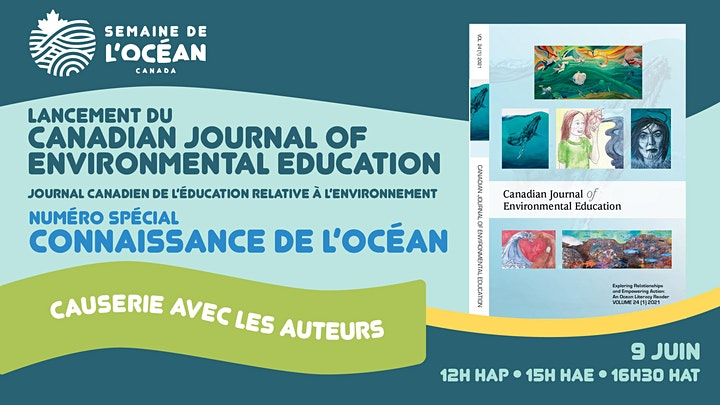 Launch of the CJEE Special Issue on Ocean Literacy image