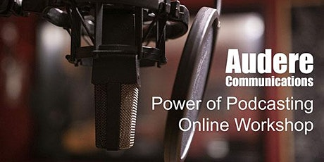 Power of Podcasting tickets