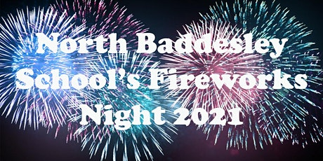 North Baddesley School's Fireworks Night 2021 tickets