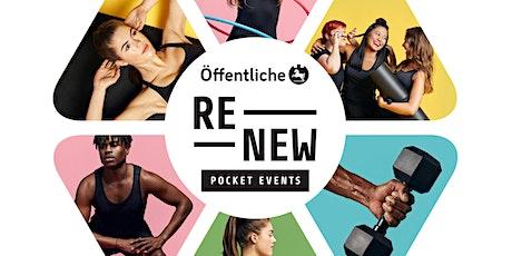 RENEW Pocket Events Tickets