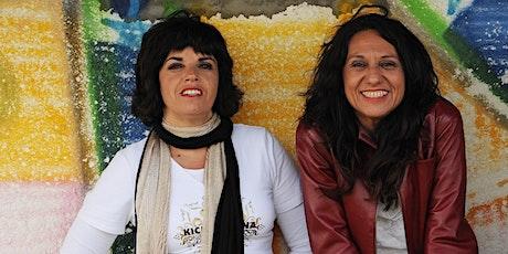 Käfertaler Kultursommer - 11 - Zélia Fonseca und Angela Frontera Tickets