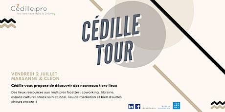 CÉDILLE TOUR - Marsanne & Cléon billets