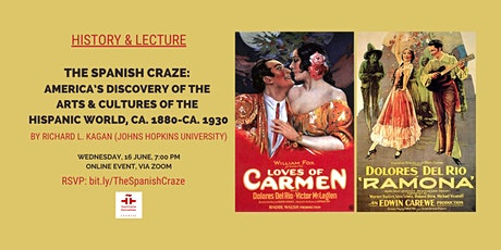 The Spanish Craze: America's Discovery of the Arts of the Hispanic World entradas