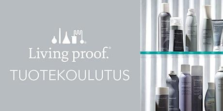 ONLINE-TUOTEKOULUTUS: LIVING PROOF TO 18.11. KLO 9.00 -10.30 tickets