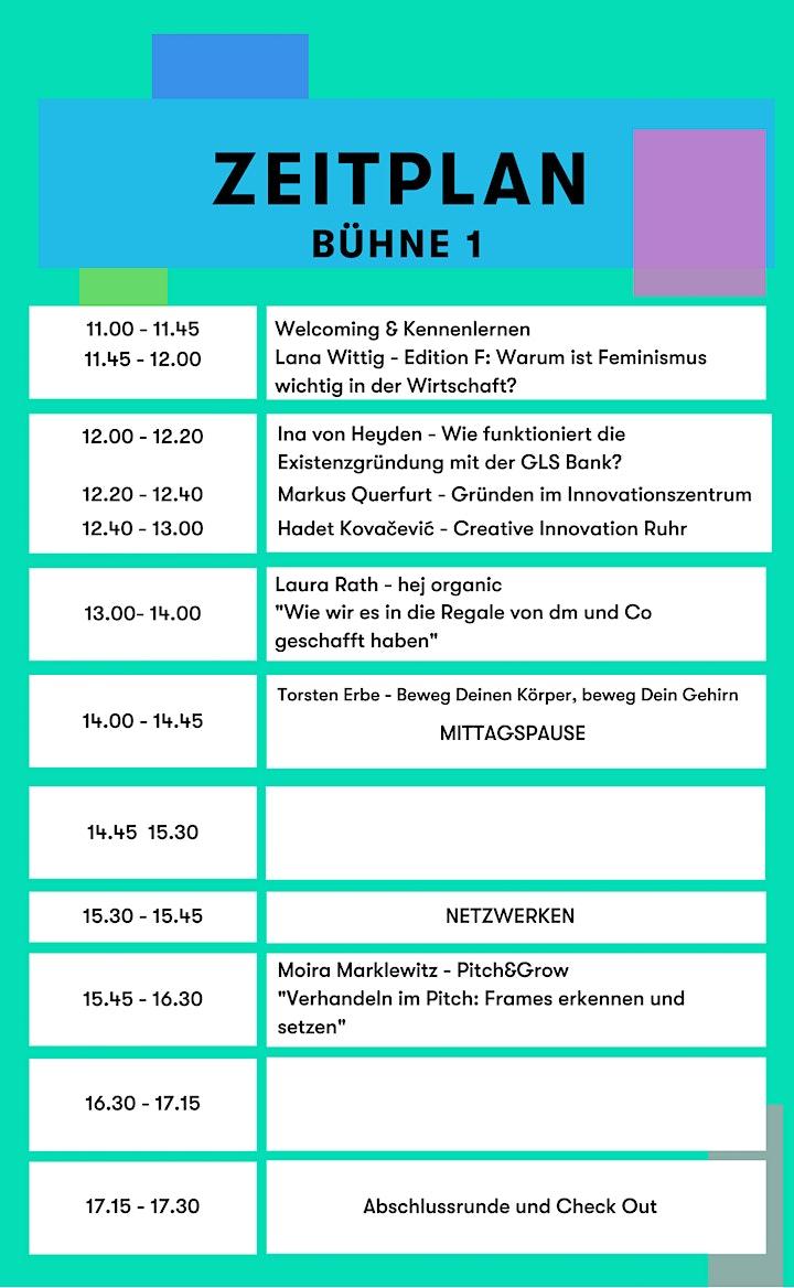 Female Founders ConferenceCamp #2 - 30.05.2021: Bild